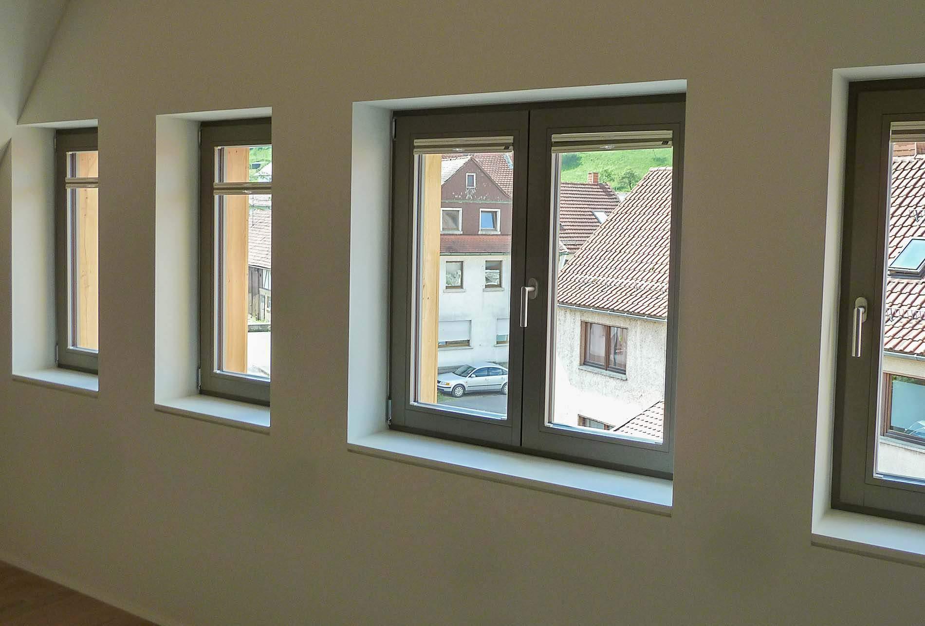 Schreinerei Mihm Benotigen Sie Neue Fenster Oder Fensterbanke